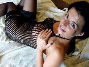 Reife Dame will Sextreffs finden