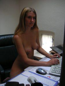 Sekretärin heute ficken