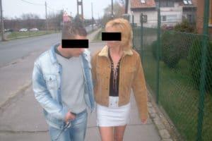 Paar Outdoor Sexkontakte finden